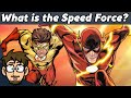 The Speed Force Explained - Comic Drake