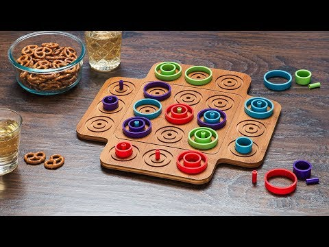 Tic Tac TOTALLY more challenging & fun!