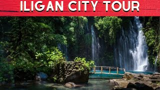 Iligan City Tour   Part One   Paseo de Santiago & St Michaels Cathedral Video |  Iligan Tourism