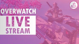 Overwatch baby! [Livestream 12/19/18]