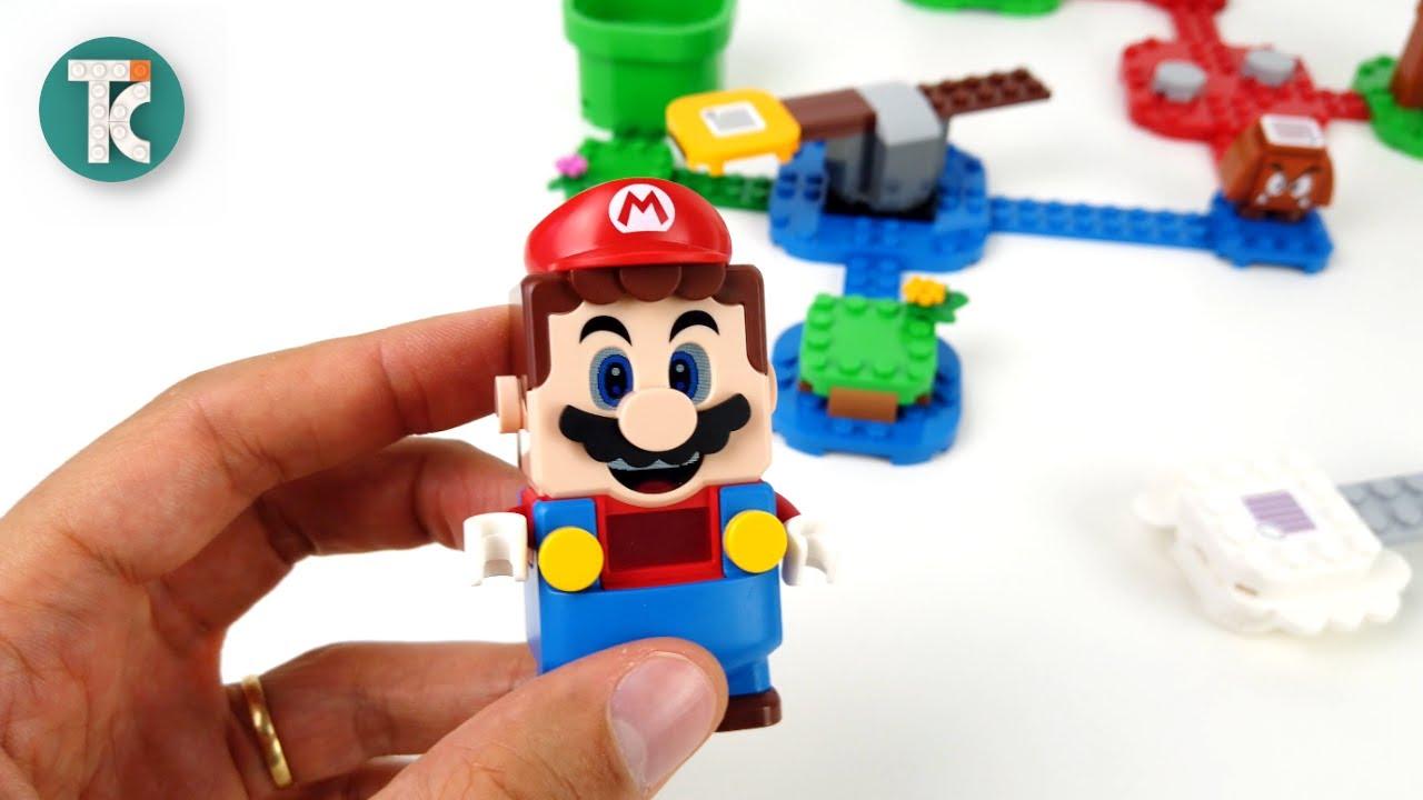 LEGO Super Mario 71360 (Unboxing and Build)