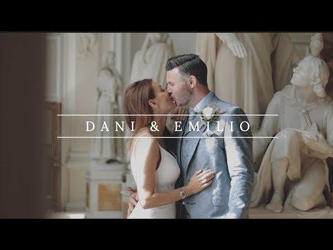 Dani & Emilio - Beautiful Tipi Wedding - Cardiff City Hall