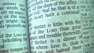 Proverbs 15 King James Holy Bible