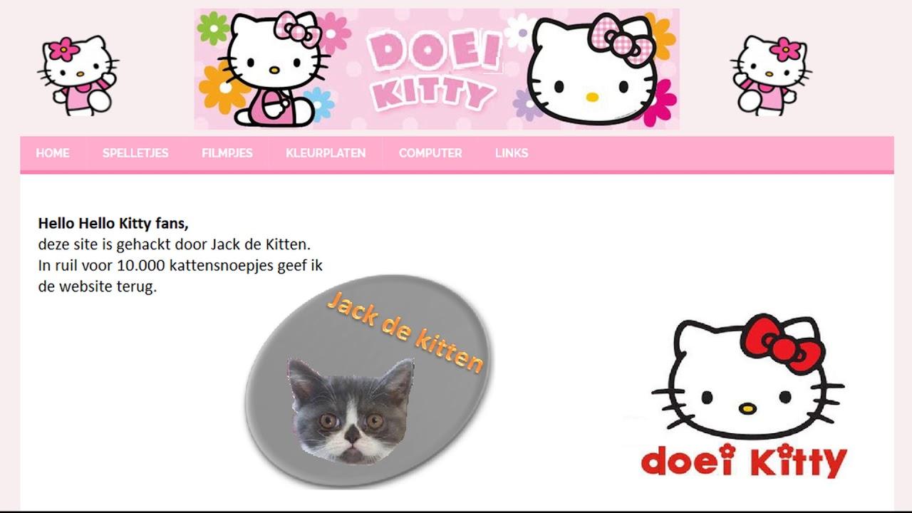 Jack De Kitten Hackt Andere Katten Youtube