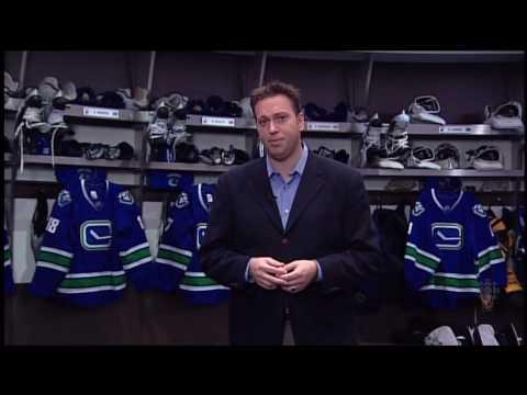 Vancouver 2010 Olympics - Canada Hockey Place: Team Canada Locker Room (HD)