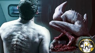 Alien Covenant NEW Xenomorph Revealed & Plot Details