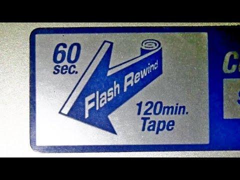 VHS Flash Rewind