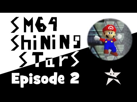 "SM64 Shining Stars : EP2 ""L'enfer du Switch bleu"" (étoiles 11 à 20)"