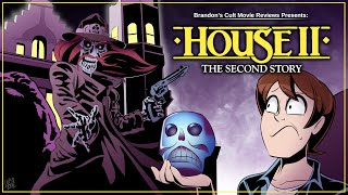 Brandon's Cult Movie Reviews: HOUSE 2