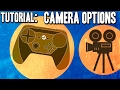 Steam Controller Tutorial - Right Trackpad Camera Options - Beginner's Guide / How To
