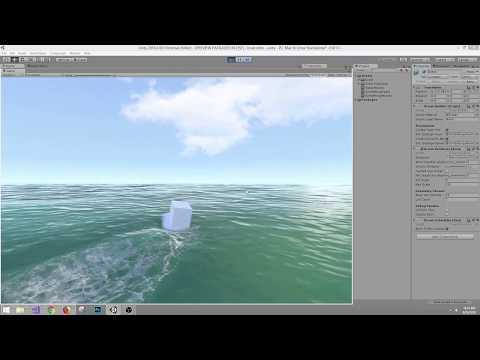 CREST - Open Source Unity Ocean Renderer