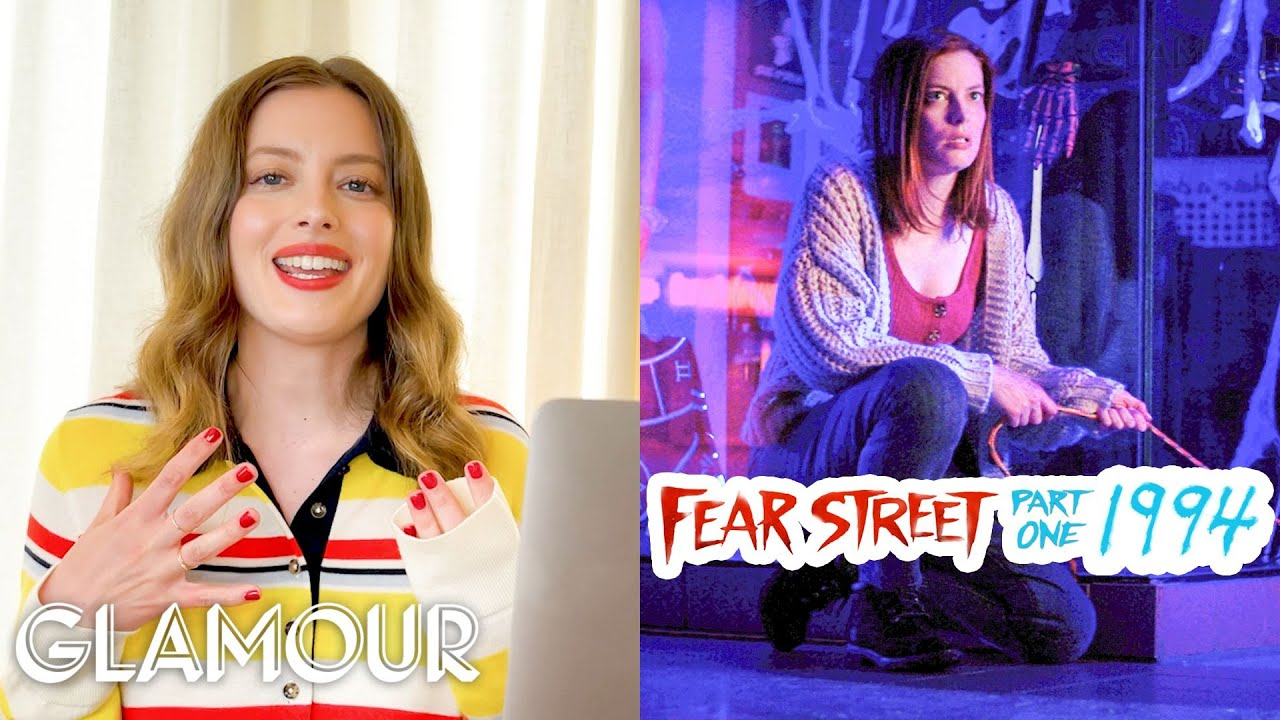 Gillian Jacobs Breaks Down Her Best Looks, from 'Community' to 'Fear Street Part One'   Glamour