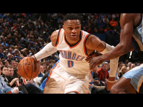 Russell Westbrook 25th Triple Double | Clutch 4th Quarter