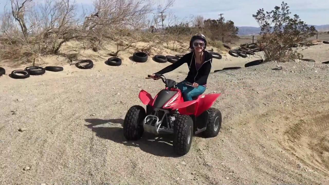 Winter Break In Palm Springs Atv Off Road Rentals Youtube