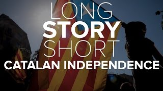 Catalonia Wants Independence From Spain | Long Story Short | NBC News