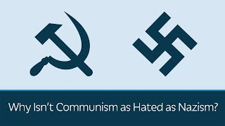 Video Why Isn't Communism as Hated as Nazism? download MP3, 3GP, MP4, WEBM, AVI, FLV Maret 2018