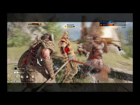 For Honor - How (not To) Play Valkyrie.exe