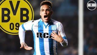 Lautaro Martínez • BVB Target • Goals & Skills | 2017/18
