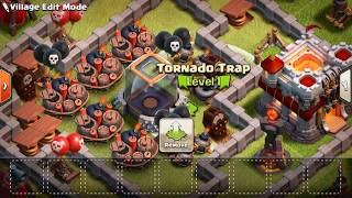 TORNADO TRAP!  Fix that Engineer ep7 | Clash of Clans