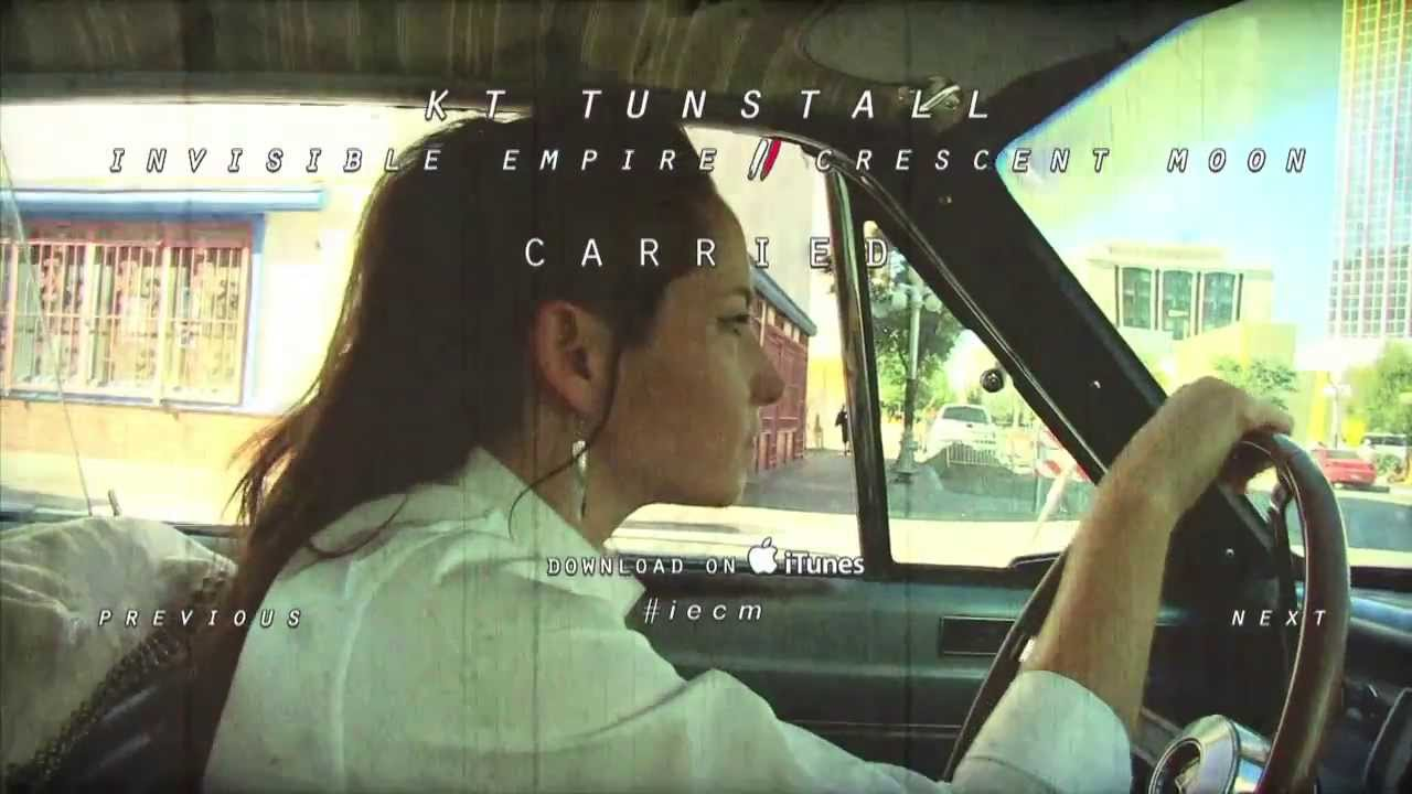 Kt Tunstall Invisible Empire Crescent Moon Album Sampler