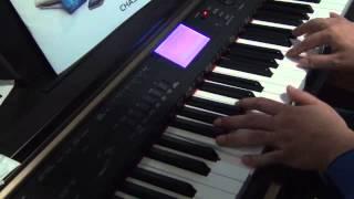 อยากเป็นคนนั้น ABnormal piano cover
