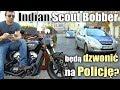 Indian Scout Bobber   Arystokratyczny Łobuz, Któremu Nikt Się Nie Oprze...