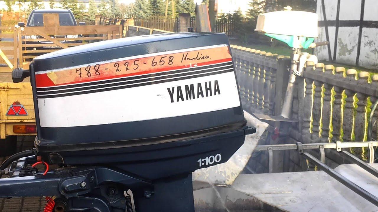 Yamaha 20 hp outboard motor 2 stroke (dwusuw)