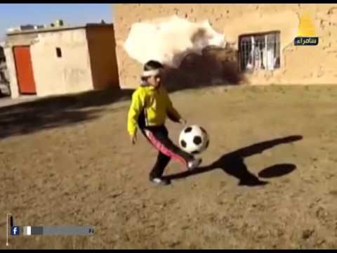 تقرير الطفل العراقي الموهوب thumbnail