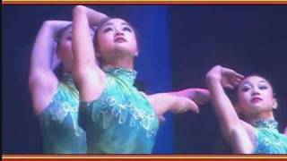 Acrobats of China - New Shanghai Circus - Branson Show