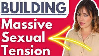 9 Ways To Build MASSIVE Sexual Tension With A Woman – Increase Attraction & Turn Her On (MUST WATCH)