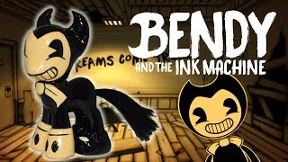 Custom BENDY PONY Bendy And The Ink Machine Tutorial  DIY MLP My Little