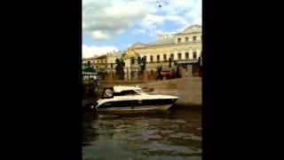 Санкт Петербург с воды (экскурсия по рекам и каналам) Ч.5(, 2014-08-15T08:22:10.000Z)
