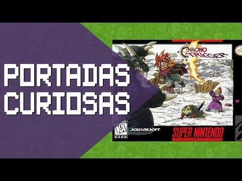 Curiosidades en: Portadas de videojuegos