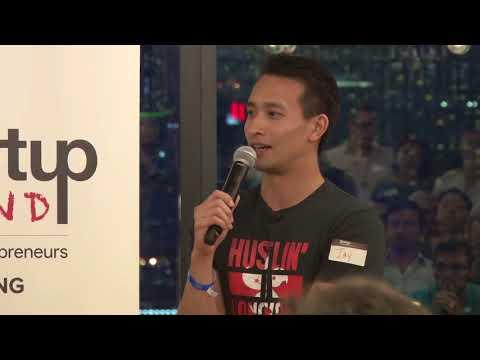 Startup Grind HK Jul 2017 w Aurelien Menant of Gatecoin
