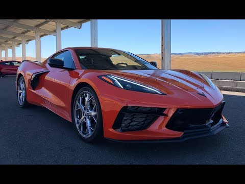 2020 Corvette C8 Z51 Track Test! - One Take