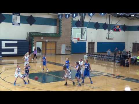 Lake Mills v. Wrightstown (Game 1 of 5th grade state 2017)
