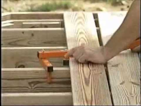 Bowrench Decking Tool Youtube