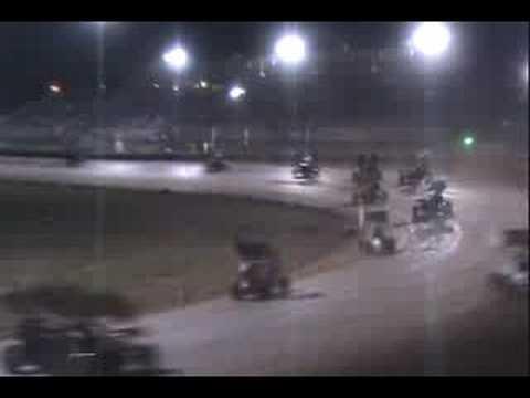 IRA Outlaw Sprints at Oshkosh Speedzone Raceway