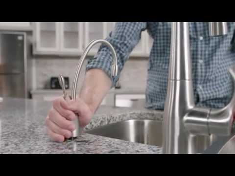 How To Install Instant Hot Water Dispenser   InSinkErator