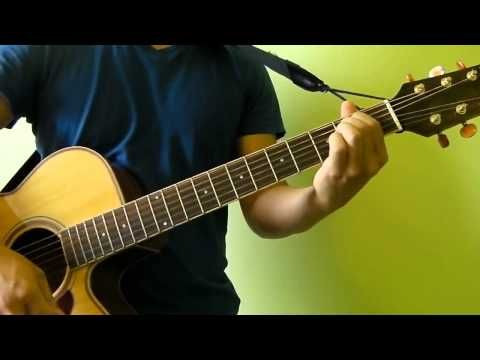 Skinny Love - Birdy (Bon Iver) - Easy Guitar Tutorial (No Capo)