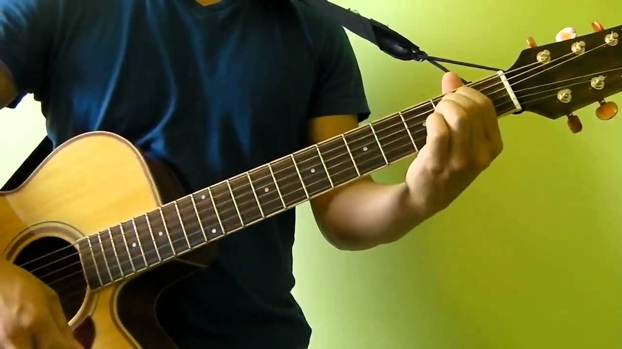 Skinny Love Birdy Bon Iver Easy Guitar Tutorial No Capo