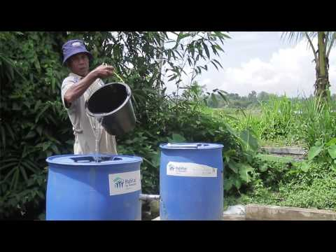 A Drop of Change  Indonesia's Water Sanitation Project for the People of Tajinan