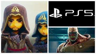 Assassin's Creed Ragnarok существует? PS 5 ставит рекорд. Ремейк Resident Evil 3 с изменениями