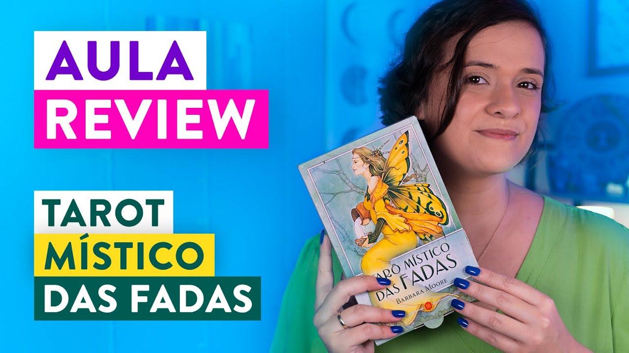 [AULA / Review] TarôMístico das Fadas com Rider-Waite