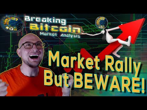 Crypto Market Rally – But BEWARE!  Before You Trade, Listen to This Advice!