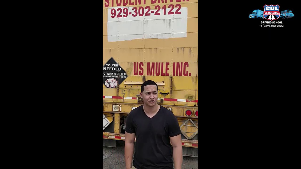 Us Mule Cdl Driving School In Brooklyn Customer Feedback Review From