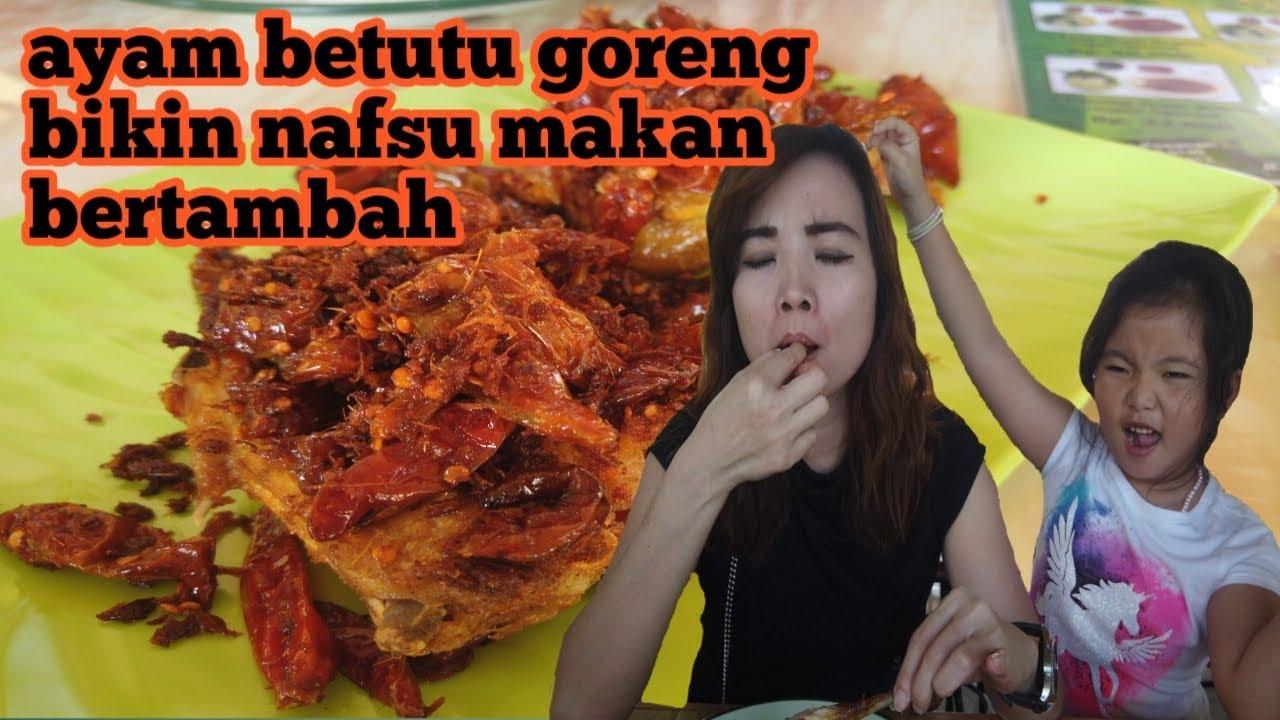Ayam Betutu Mbak Timah 2 Betutu Gorengnya Tiada Lawan Kuliner Banyuwangi Youtube