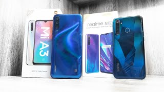 Realme 5 Pro vs Xiaomi Mi A3 - Which Should You Buy ?
