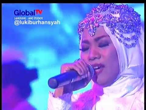 When You Tell Me That You Love Me - Deasy Natalia on HUT Global TV, 8-10-15
