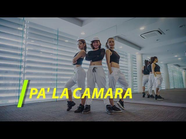 Pa' La Camara | Nhảy Zumba |Zumba Dance Workout | Zumba Fitness Vietnam | Lazum3